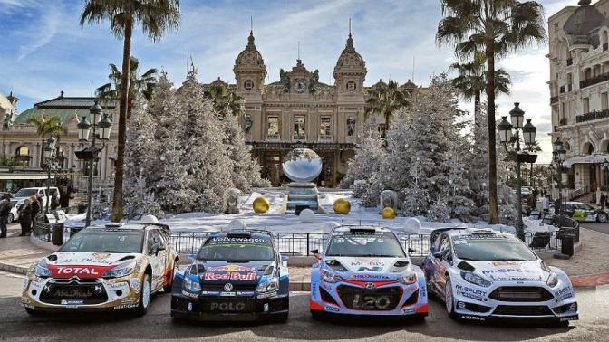 Rezultate finale -Rally Monte Carlo 2016