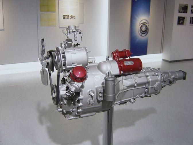 Motorul Wankel – descriere generala