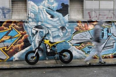 O2 Pursuit motocicleta aer comprimat WRCRallyPress