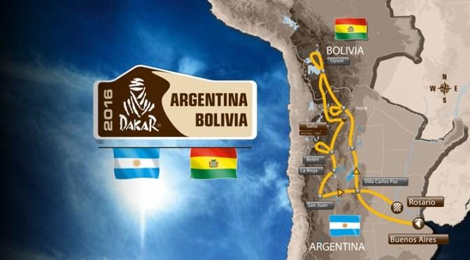 Dakar 2016 – aventura reincepe