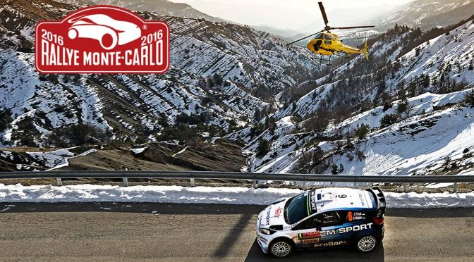 Raliul Monte Carlo 2016 – preview