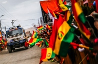500 MARDEEV Airait BELYAEV AYDAR SVISTUNOV DMITRIY (rus) KAMAZ action during the Dakar 2016 Argentina Bolivia, Etape 5 - Stage 5, Jujuy - Uyuni on January 7, 2016 in Bolivia - Photo Andre Lavadinho / A Vialatte / At World