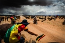 124 WIJNHOVEN DAVID (nld) KTM action during the Dakar 2016 Argentina Bolivia, Etape 5 - Stage 5, Jujuy - Uyuni on January 7, 2016 in Bolivia - Photo Andre Lavadinho / A Vialatte / At World