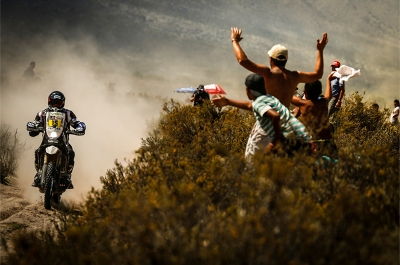 15 VERHOEVEN Frans (nld) YAMAHA action during the Dakar 2016 Argentina, Bolivia, Etape 8 / Stage 8, Salta - Belen on January 11, 2016 - Photo Andre Lavadinho / Artwolrd / ASO
