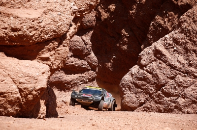 346 CORBETT MARK MOHR JUAN (zaf) CENTURY action during the Dakar 2016 Argentina, Bolivia, Etape 8 / Stage 8, Salta - Belen, from January 11, 2016 - Photo Gregory Lenormand / DPPI