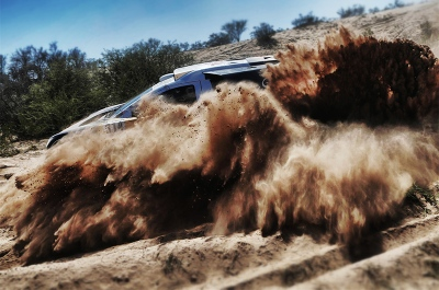 314 LOEB Sebastien (fra) ELENA Daniel (fra) PEUGEOT action during the Dakar 2016 Argentina - Bolivia, Etape 9 / Stage 9, Belen - Belen on January 12, 2016 in Belen, Argentina - Photo Andre Lavadinho / A Vialatte / @World / ASO