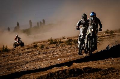 151  METELLI LIVIO (ita) KTM action during the Dakar 2016 Argentina - Bolivia, Etape 9 / Stage 9, Belen - Belen on January 12, 2016 in Belen, Argentina - Photo Andre Lavadinho / A Vialatte / @World / ASO