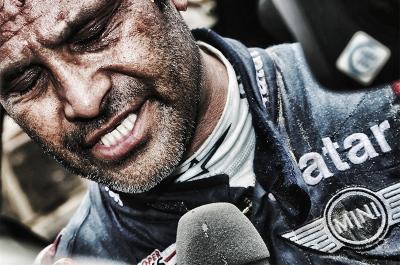 300 AL-ATTIYAH Nasser (qat) ambiance portrait during the Dakar 2016 Argentina - Bolivia, Etape 10 / Stage 10, Belen - La Rioja on January 13, 2016 in La Rioja, Argentina - Photo Andre Lavadinho / @World / ASO
