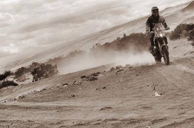 05 SVITKO Stefan (svn) KTM action during the Dakar 2016 Argentina - Bolivia, Etape 10 / Stage 10, Belen - La Rioja on January 13, 2016 in La Rioja, Argentina - Photo Andre Lavadinho / @World / ASO
