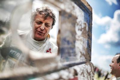 Gustavo Gugelmin, Dakar 2016, WRCRallypress