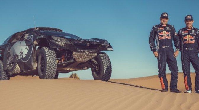 Sebastien Loeb – preview Dakar 2016