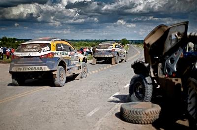 Carlos Sousa, Mitsubushi, Dakar 2016, stage 3, WRCRallypress.wordpress.com