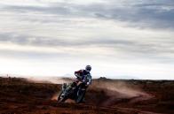 03 PRICE Toby (aus) KTM actionduring the Dakar 2016 Argentina, Bolivia, Etape 6 - Stage 6, Uyuni - Uyuni, from January 8, 2016 - Photo Frederic Le Floc'h / DPPI