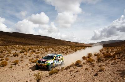 Emiliano Spartaro, stage 4, Dakar 2016, WRCRallypress