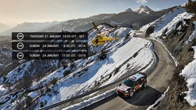 Robert Kubica @ Rallye Monte Carlo 2016, WRCRallyPress