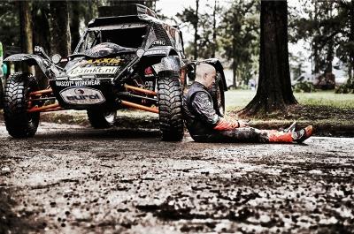 Tim Coronel, Buggy Dakar, Dakar 2016, WRCRallypress