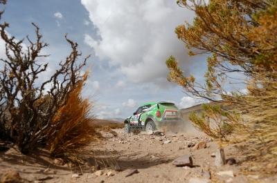 VAN LOON Erik, Dakar 2016, WRCRallypress