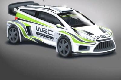 WRC Car 2017 WRCRallyPress