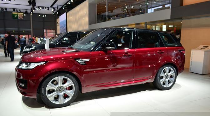 Range Rover Sport Hybrid 2017 – o provocare?