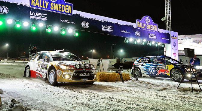 Urmatoarea etapa din WRC – Raliul Suediei 2016