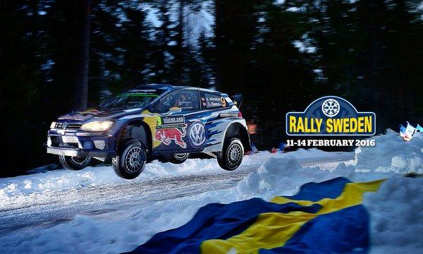 Rezultate finale Rally Sweden