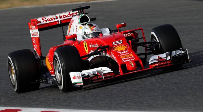 F1 – sunetul masinilor in 2016