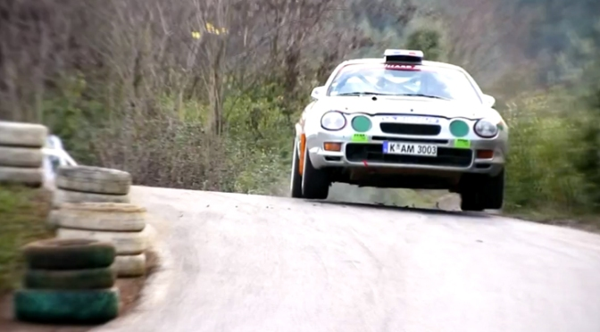 Rally 2 – noua competitie din CNR
