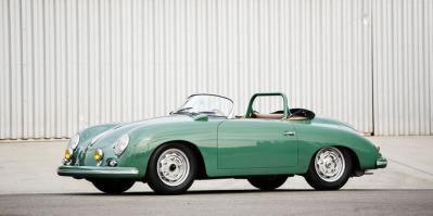 1958 Porsche 356 A 1500 GSGT Carrera Speedster