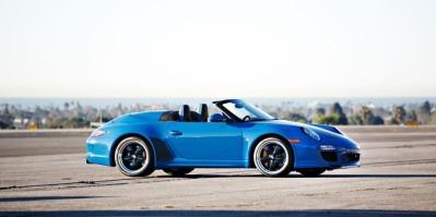2011 Porsche 997 Speedster.jpg