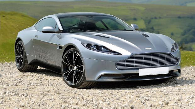 Aston Martin DB11 – video