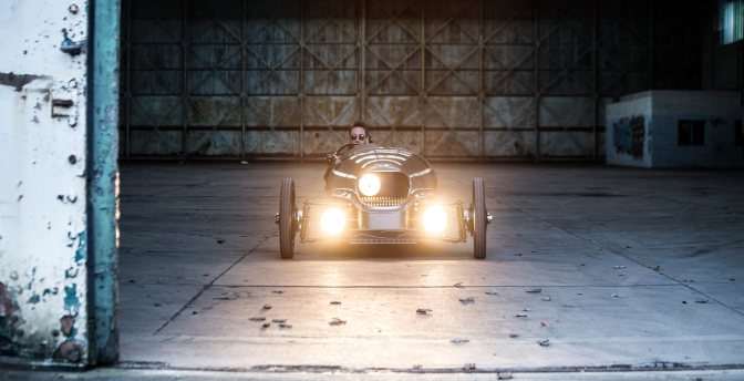 Morgan EV3 – primul Morgan full-electric