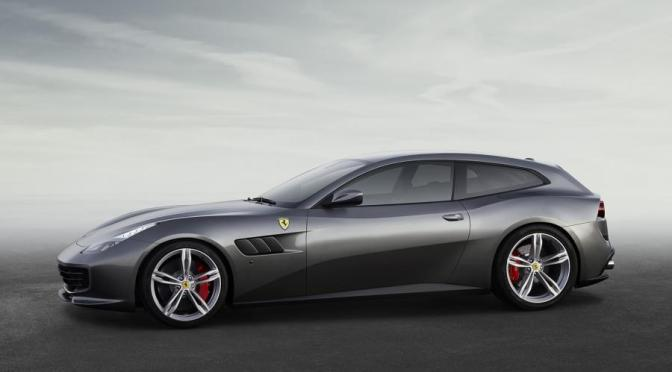 Ferrari GTC4Lusso – video