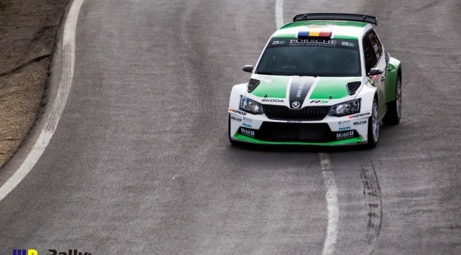 Skoda Fabia R5 – Specificatii