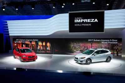 Subaru Impreza 2017 WRCRallyPress