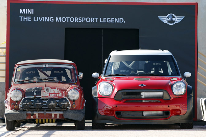 Istoria WRC