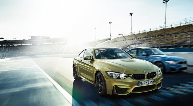 BMW M4 Coupe – poezie pe 4 roti cu Active M