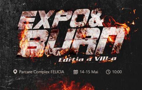 Expo&Burn – Expozitie de Tuning, Indemanare si Drift la Iasi