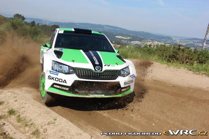 Rezultate finale Vodafone Rally de Portugal