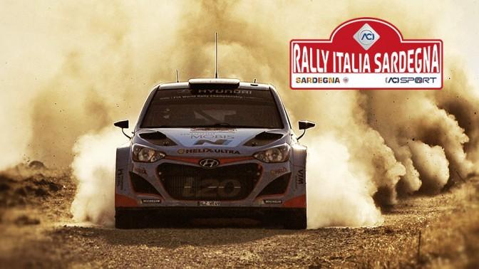 Urmatoarea etapa din WRC – Rally Italia de Sardegna
