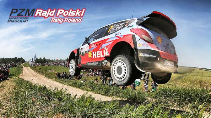 Urmatoarea etapa din WRC – 73RD PZM RALLY POLAND