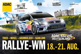 Rezultate ADAC RAllye Deutschland 2016