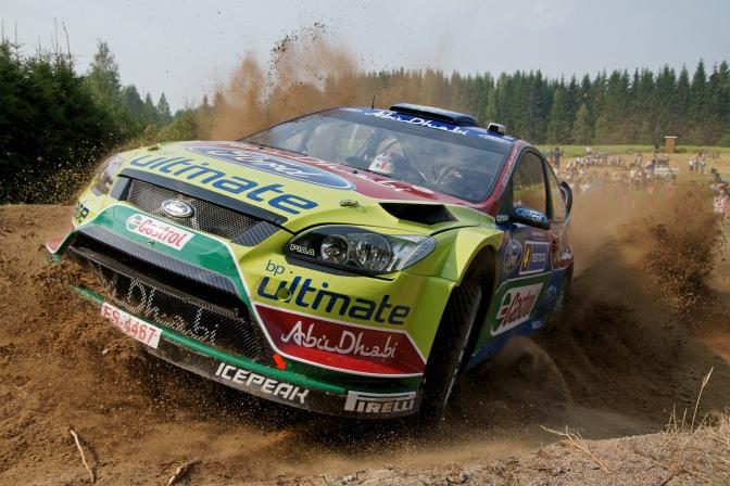 Rezultate finale Neste Oil Rally Finland