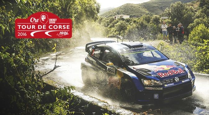 Urmatoarea etapa din WRC – Tour de Corse