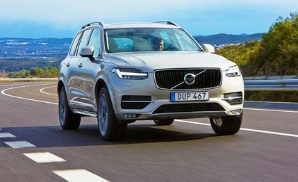 Volvo isi respecta promisiunea – XC90: niciun accident in UK