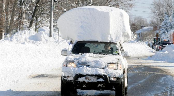 Sfaturi pentru condusul iarna – compilatie