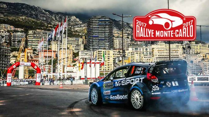 Rezultate finale Rally Monte Carlo 2017