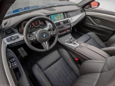 2017-bmw-m5-interior