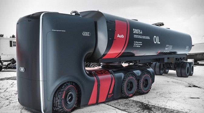 Audi Truck Project Plan B – Insane