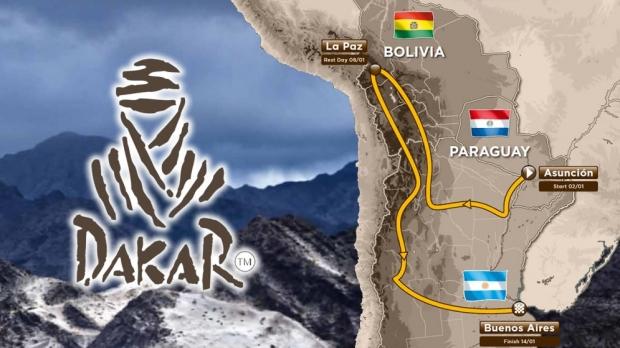 Dakar 2017 – Calendar si clasamente partiale