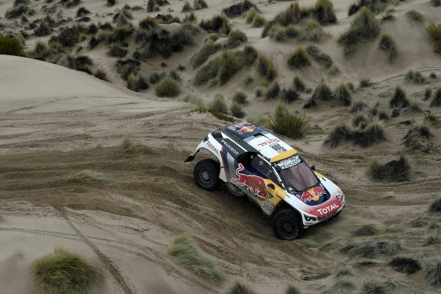 Clasamente Dakar 2017